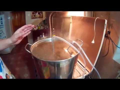 Как пиво приготовить своими руками