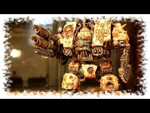 Warhammer 40,000 Slideshow I: Chaos Space Marines