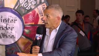 Joe Girardi Shocks Chris Rose With His Diet