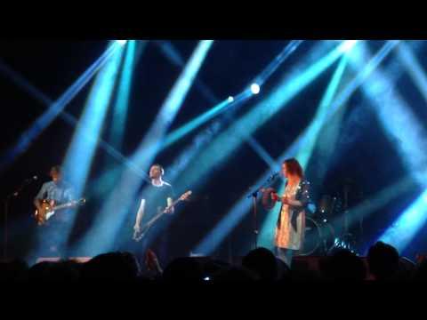 Slowdive - Slowdive live @ Grande Halle de la Villette, Paris, 7 June 2014