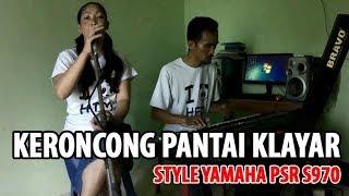 Keroncong Pantai Klayar cover Style Yamaha PSR S970