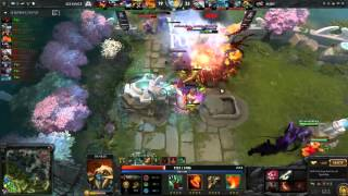 Damn It Huskar Mins.KuKu - Alliance vs Mineski - Dota 2 Frankfurt Major 2015