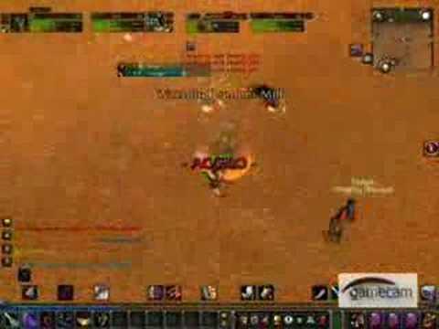 World Of Warcraft Twink Rogue Lvl 19 Owning! video
