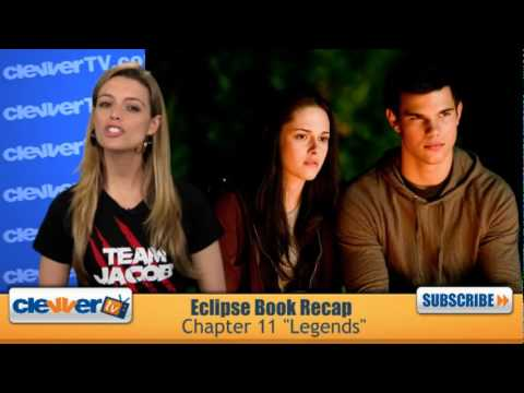 Eclipse Book Recap: Chapter 11 Legends