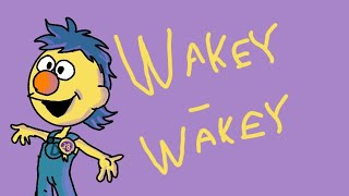 [DHMIS] wakey wakey song animation