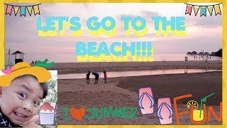 Kids go to the beach -KiddosPlayTime TV