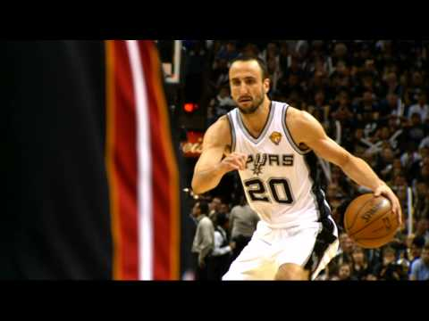 Phantom: Best of Manu Ginobili in Game 5