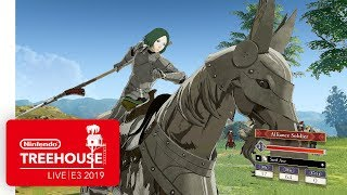 Fire Emblem: Three Houses Gameplay - Nintendo Treehouse: Live | E3 2019