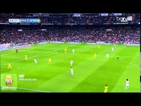 Real Madrid vs Villarreal, el bernabeu no se olvida de Luka Modric