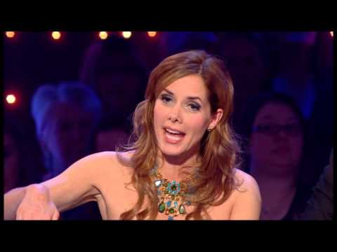 Kimberley Walsh and Cheryl Cole - Strictly Come Dancing S10E12 10.11.12