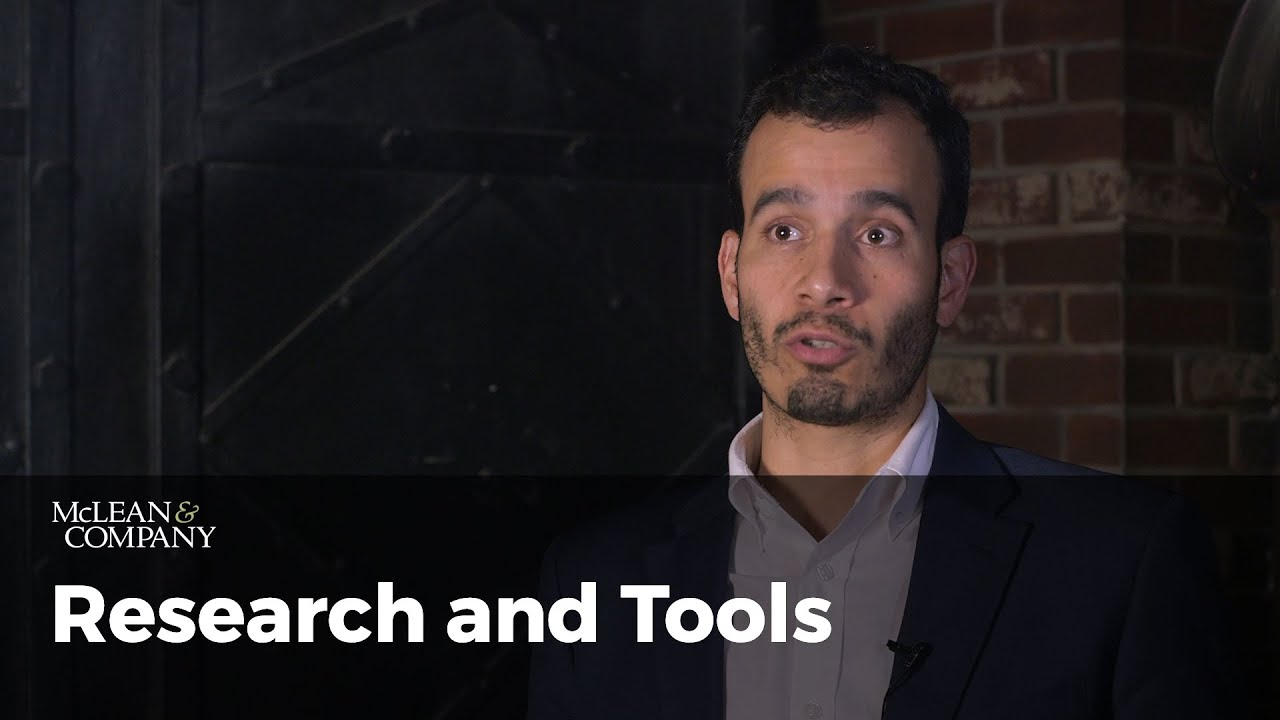 Research and Tools