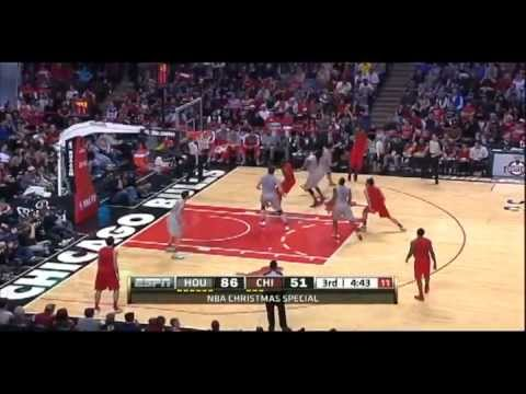 Nate Robinson Bulls mix - Hero, 2012-2013 [BB]