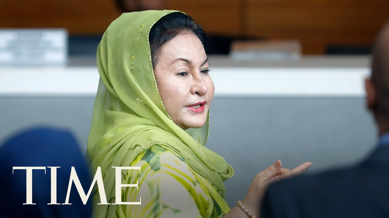 Wife Of Former Malaysian Prime Minister Arrested In Widening 1MDB Probe | TIME