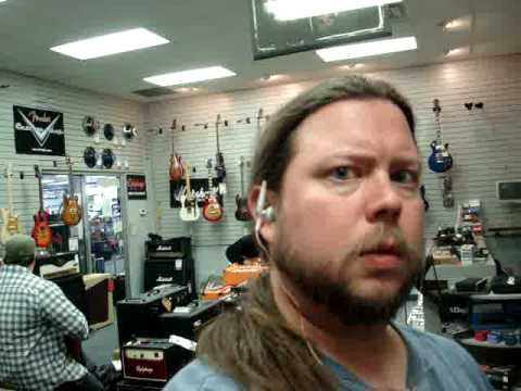 What it's really like to work in a music store