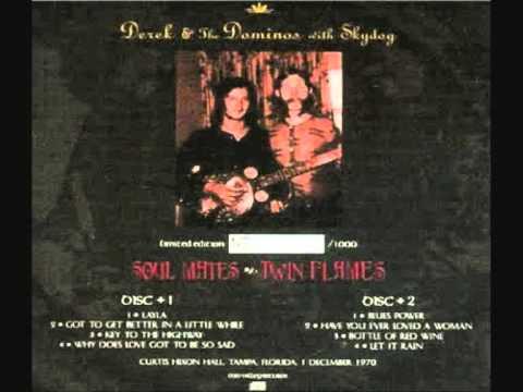 Derek&the Dominos with Duane Allman, Blues Power, 1 Dec 1970.wmv