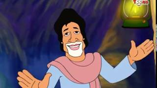 बच्चन सुनाए कहानी | Big B in Animation | Bollywood Children Songs by Jingle Toons