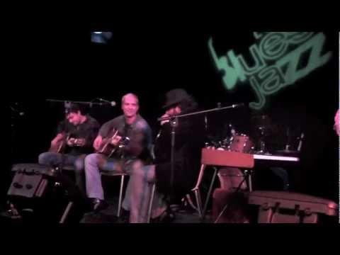 STILL RIVER (with Antonio Serrano) - Three Fingered Jack.mov