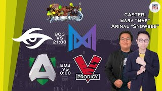 ALLIANCE VS VP.P (BO3) | ESL One Birmingham 2020 EU/CIS | DOTA 2 LIVE INDONESIA
