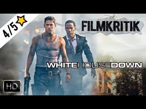 WHITE HOUSE DOWN - Filmkritik - Besser als OLYMPUS HAS FALLEN?!?