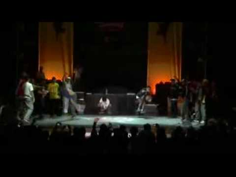 LG Bboy Corea vs Peru (Battle Exibicion)