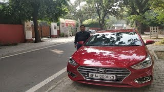 2018 Hyundai Verna Key Features Part 1 | Features Walk-through by its Customer | Ecardlr Review