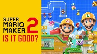 Super Mario Maker 2: Is it Good? - Inside Gaming Daily