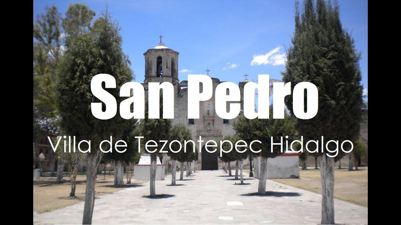 Iglesia y exconvento san pedro villa de tezontepec youtube for Villas de tezontepec
