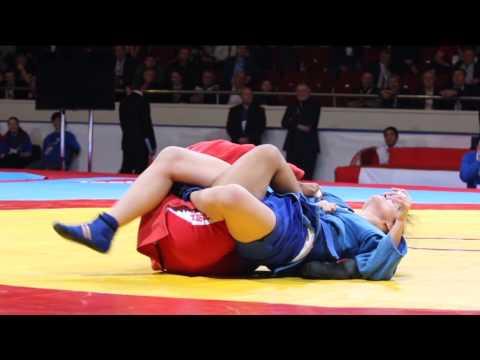 Vladimir Putin awarded the winners of the Sambo World Championship 2013