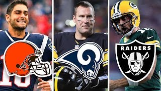 10 NFL Trades You Didn't Know ALMOST Happened