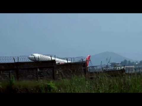 Air India Flight Take Off  (30p)