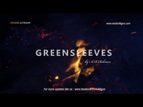 A.r.rahman - Greensleeves New Tamil Song *unofficial* Music Video video