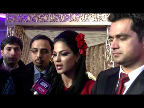 veena malik interview on ary tv birmingham