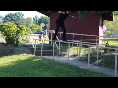 TWS/ZUMIEZ 50-50 Brandon Hooper from MI