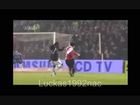 Supergoal Diego Biseswar Feyenoord - Sparta Rotterdam