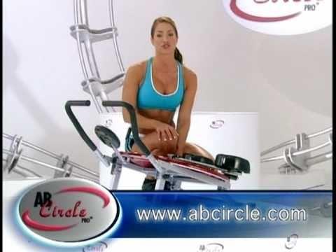 Yoga   Obese Women on Ab Circle Pro Vid  O D  Monstration  70    Sur France Annonces Fr