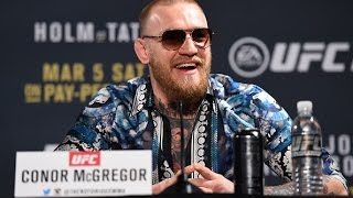 Conor McGregor - The Best Of Trash Talk