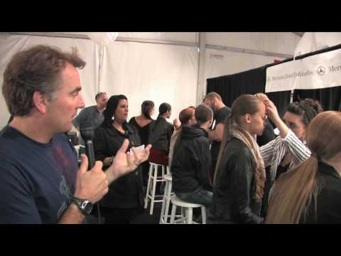 Cutler/Redken Howto And Style, Allude New York Fashion Week Spring 2010 Interview