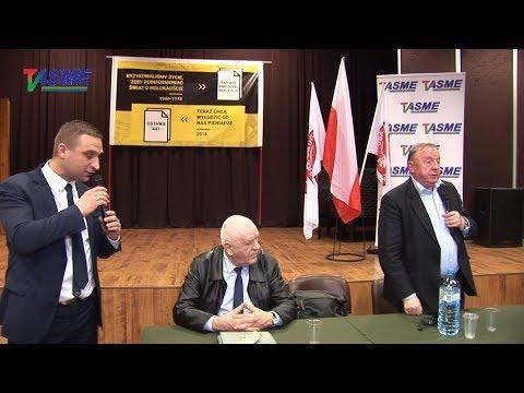 Roszczenia Wobec Polski. Ustawa 447 JUST - S. Michalkiewicz I I. Lisiak, Pruszków 04.04.2019