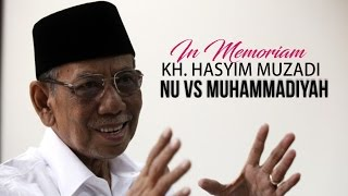 Mengenang Guyonan Lucu KH Hasyim Muzadi Tentang NU dan Muhammadiyah