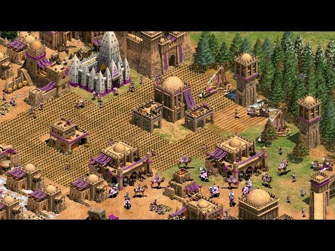 CHAMPIONS ESCAPE aM VS RUSIA 1 RONDA CLASIFICATORIA AGE OF EMPIRES 2