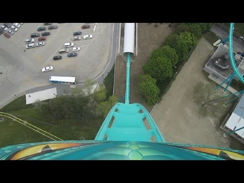 Leviathan Front Seat on-ride HD POV Canada