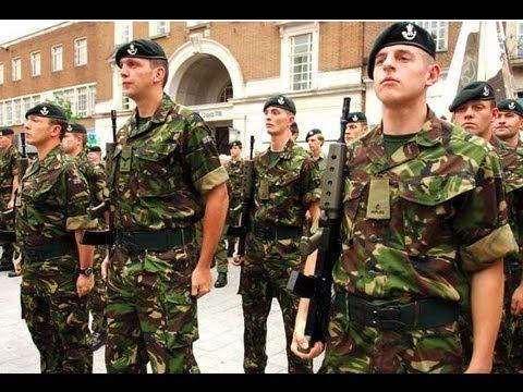 34. Милитари стиль. Форма DPM Армии Британии обзор.