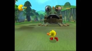 Pac-Man World 2: Blinky's Killer Frog 100% Walkthrough