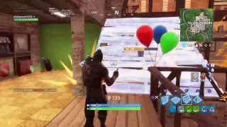 Trying to get rag on Fortnite