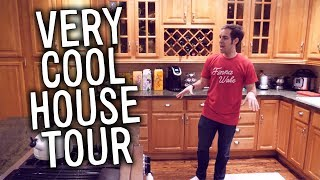 Very Cool House Tour (WARNING: cool)