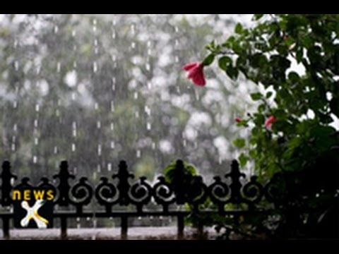 Monsoon hits Mumbai, Delhi to remain parched for a week - NewsX