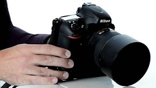 D800 hands on (with MB-D12 Grip)