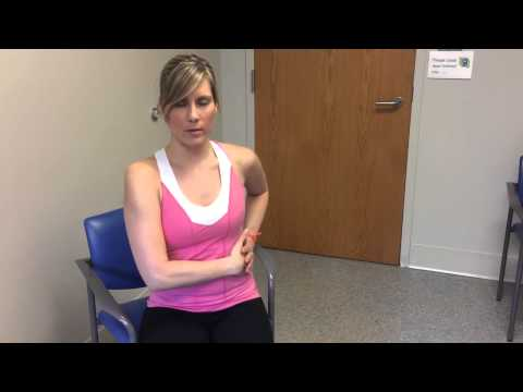 Self Manual Lymphatic Drainage For The Arm