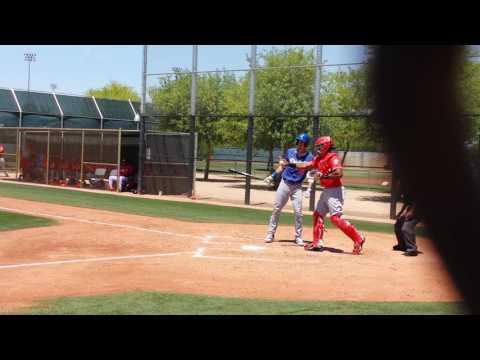 Mitch Hansen, OF, Los Angeles Dodgers