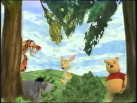 Pooh Vhs Closing Closing to The Book of Pooh